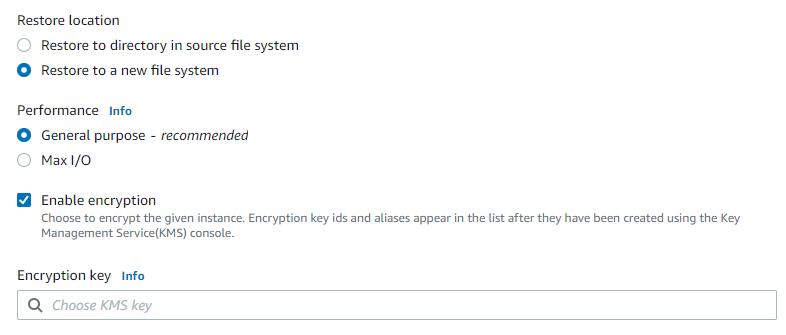 EFS Encryption